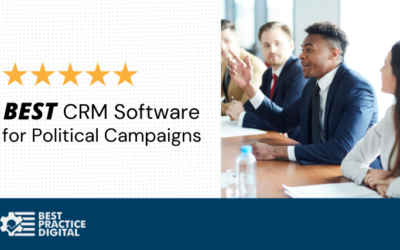 """Datrmin featured among """"5 Best CRMs for Political Campaigns"""""""